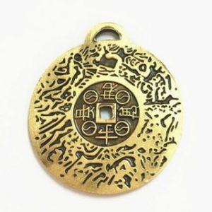 Money Amulet — Koin Kerajaan Adalah