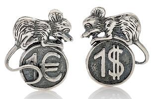 Mouse untuk dompet — Money Amulet