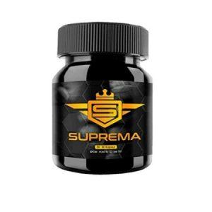 Suprema Kapsul Untuk Pria — apa yang Suprema suplemen