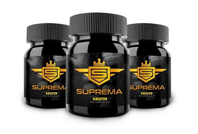 Manfaat Suprema — Ulasan obat pembesaran penis