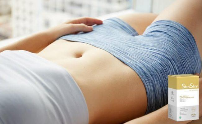 SteiSlim — Adalah Obat Yang Efektif Untuk Menurunkan Berat Badan